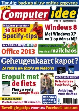 Computer Idee 22, iOS, Android & Windows 10 magazine