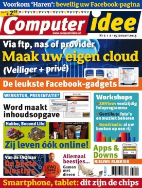 Computer Idee 2, iOS, Android & Windows 10 magazine