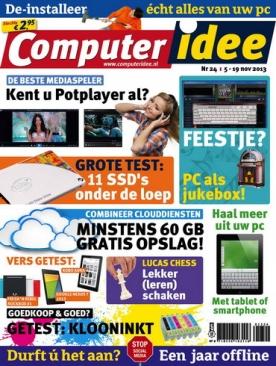 Computer Idee 24, iOS, Android & Windows 10 magazine