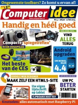 Computer Idee 4, iOS, Android & Windows 10 magazine