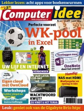 Computer Idee 12, iOS, Android & Windows 10 magazine