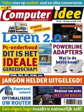 Computer Idee 19, iOS, Android & Windows 10 magazine