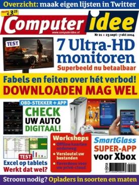 Computer Idee 21, iOS, Android & Windows 10 magazine