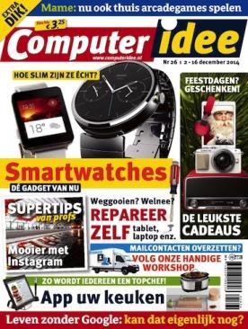 Computer Idee 26, iOS, Android & Windows 10 magazine