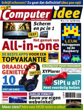 Computer Idee 5, iOS, Android & Windows 10 magazine