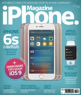 iPhone Magazine 19, iOS, Android & Windows 10 magazine