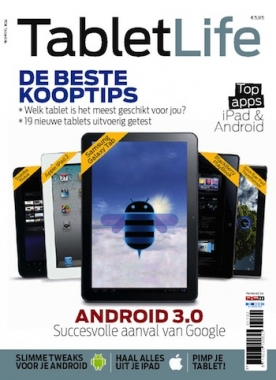 Tabletlife 1, iOS, Android & Windows 10 magazine