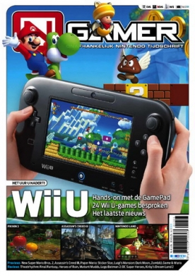[N]Gamer 3, iPad & Android magazine