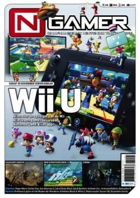 [N]Gamer 5, iOS, Android & Windows 10 magazine
