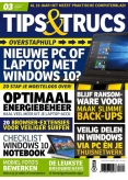 Tips&Trucs 3, iOS, Android & Windows 10 magazine