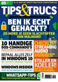 Tips&Trucs 5, iOS, Android & Windows 10 magazine