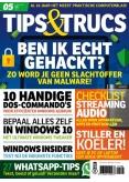 Tips&Trucs 5, iOS, Android & Windows 10 magazine