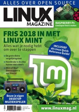 Linux Magazine 6, iOS, Android & Windows 10 magazine