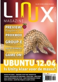 Linux Magazine 3, iOS, Android & Windows 10 magazine