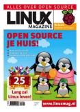 Linux Magazine 4, iOS, Android & Windows 10 magazine