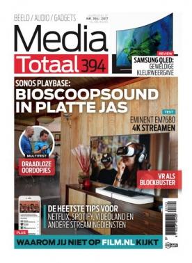 Media Totaal 394, iOS, Android & Windows 10 magazine