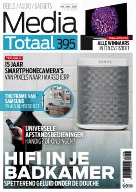 Media Totaal 395, iOS, Android & Windows 10 magazine