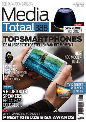 Media Totaal 388, iOS, Android & Windows 10 magazine