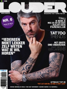 LOUDER 2, iPad & Android magazine