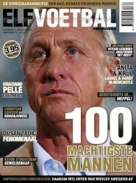 Elf Voetbal Magazine 1, iOS magazine