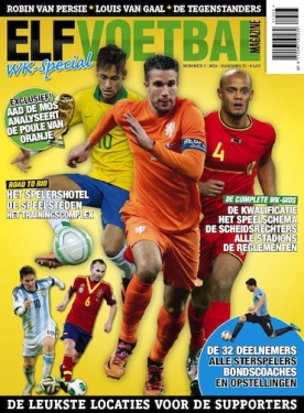 Elf Voetbal Magazine 5, iOS, Android & Windows 10 magazine