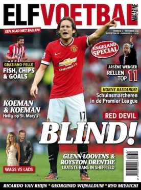 Elf Voetbal Magazine 12, iOS, Android & Windows 10 magazine