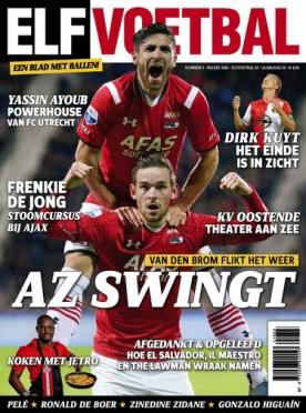 Elf Voetbal Magazine 3, iOS, Android & Windows 10 magazine