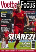 Voetbal Focus 7, iOS & Android magazine