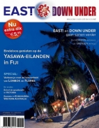 EAST! Down Under 1, iPad & Android magazine