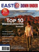 EAST! Down Under 3, iOS & Android magazine