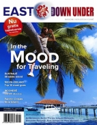 EAST! Down Under 1, iOS & Android magazine