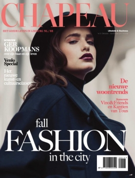 Chapeau! Magazine 5, iOS, Android & Windows 10 magazine