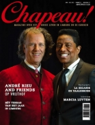 Chapeau! Magazine 3, iPad & Android magazine