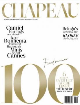 Chapeau! Magazine 4, iOS, Android & Windows 10 magazine