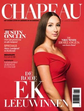 Chapeau! Magazine 3, iOS, Android & Windows 10 magazine