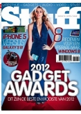 Stuff Magazine 8, iPad & Android magazine
