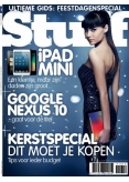 Stuff Magazine 9, iOS & Android magazine