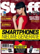 Stuff Magazine 1, iOS & Android magazine