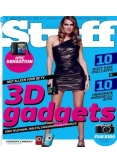 Stuff Magazine 5, iPad & Android magazine