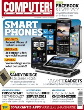 Computer Totaal 8, iPad & Android magazine