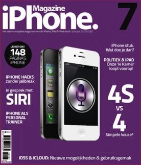 iPhone Magazine 7, iOS, Android & Windows 10 magazine