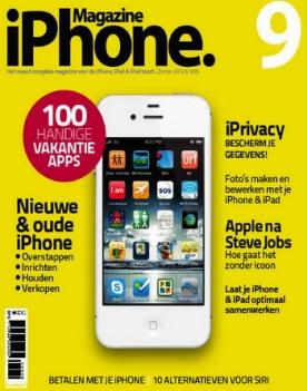 iPhone Magazine 9, iOS, Android & Windows 10 magazine