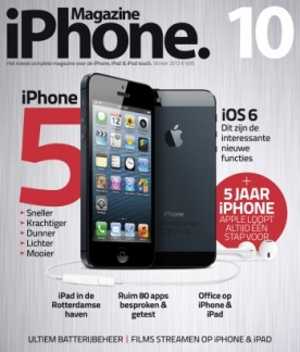 iPhone Magazine 10, iOS, Android & Windows 10 magazine
