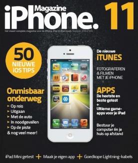 iPhone Magazine 11, iOS, Android & Windows 10 magazine