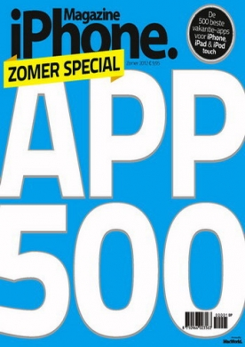 iPhone Magazine App 500 2, iPad & Android magazine