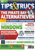Tips&Trucs 10, iOS, Android & Windows 10 magazine