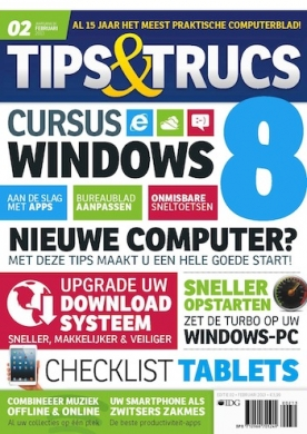 Tips&Trucs 2, iOS, Android & Windows 10 magazine