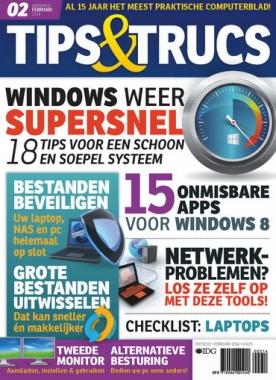 Tips&Trucs 2, iOS, Android & Windows 10 magazine
