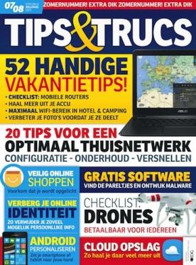 Tips&Trucs 7, iOS, Android & Windows 10 magazine