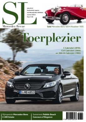 SL Mercedes Revue 5, iOS, Android & Windows 10 magazine